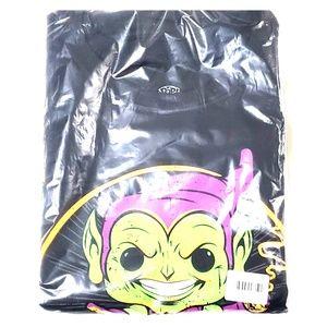 Funko Pop Tees Green Goblin MCC Exclusive Shirt